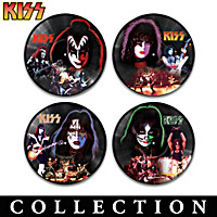 KISS Vinyl Revolution Wall Decor Collection