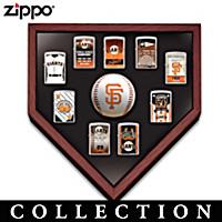 San Francisco Giants™ Zippo® Lighter Collection