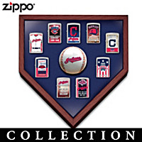 Cleveland Indians™ Zippo® Lighter Collection