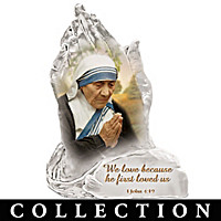 Mother Teresa Prayers Of Hope Sculpture Collection