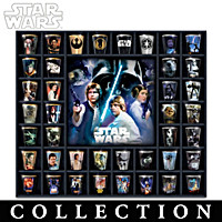 STAR WARS Trilogy Toothpick Holder Collection