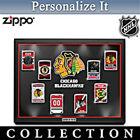 Blackhawks® Personalized Zippo® Lighter Collection