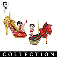 Steppin' Out In Style Ornament Collection