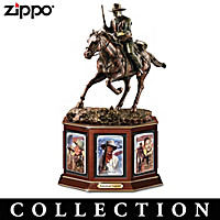 John Wayne American Legend Zippo® Lighter Collection