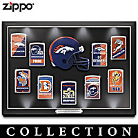 Legendary Denver Broncos Zippo® Lighter Collection