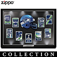 Legendary Seattle Seahawks Zippo® Lighter Collection