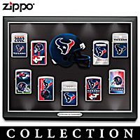 Legendary Houston Texans Zippo® Lighter Collection