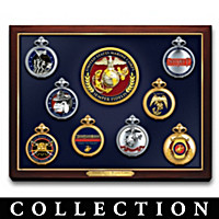 USMC Pocket Watch Collection