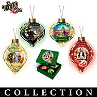 THE WIZARD OF OZ Ornament Collection