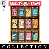 Betty Boop Boop-Oop-So-Cute Glass Collection