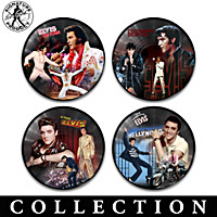 Elvis Vinyl Revolution Wall Decor Collection