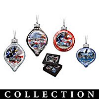 Ride Hard, Live Free Ornament Collection