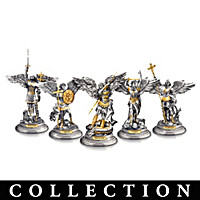 Miniature Archangels Sculpture Collection