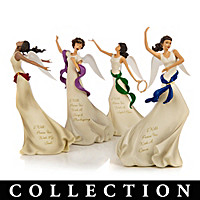 Angels Of Praise Figurine Collection