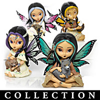 Jasmine Becket-Griffith\'s Spirit Maidens Figurine Collection