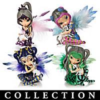 Enchanting Companions Figurine Collection