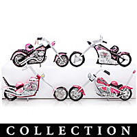Rebels For A Cause Chopper Figurine Collection
