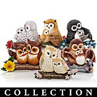 You're Such A Hoot Figurine Collection