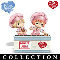 I LOVE LUCY: Now And Forever Figurine Collection