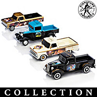 Rollin\' With Elvis Sculpture Collection
