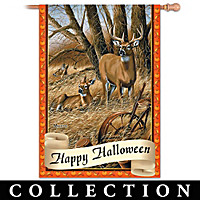 Wild Tails Holiday Flag Collection