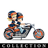 Highway To The Top Bears Figurine Collection
