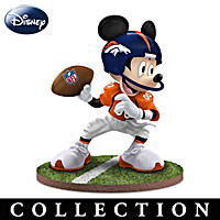 Football Fun-atics Denver Broncos Figurine Collection