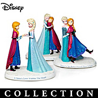 Disney Warmth Of Sisterhood Figurine Collection