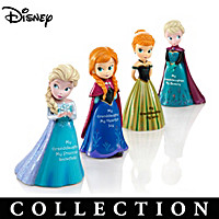 Disney Granddaughter Figurine Collection