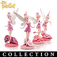 Disney Tinker Bell's Tink Pink Figurine Collection