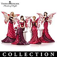 The Thomas Kinkade Heart Of Hope Figurine Collection