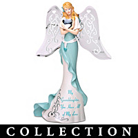 Angels Of Grandmotherly Love Figurine Collection