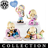 World's Greatest Cat Mom Figurine Collection