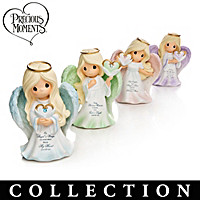 Precious Moments Wings Of Remembrance Figurine Collection
