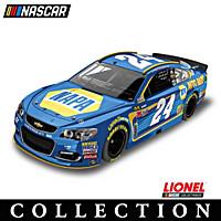 Chase Elliott No. 24 NAPA 2017 Diecast Car Collection