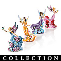 Lena Liu\'s Whispering Wings Figurine Collection