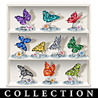 Reflections Of The Butterfly Figurine Collection
