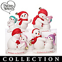 Granddaughters Are Snow Much Fun Figurine Collection