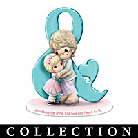 Symbols Of A Grandmother\'s Love Figurine Collection