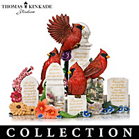 Our Love Is Eternal By Thomas Kinkade Figurine Collection