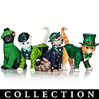 Purr-fect Lucky Charm Figurine Collection