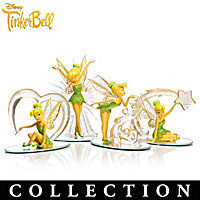 Disney Tinker Bell: Follow The Sparkle Figurine Collection