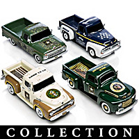 Army 1:36-Scale Ford Truck Sculpture Collection