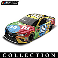 Kyle Busch 2018 Paint Scheme Diecast Car Collection
