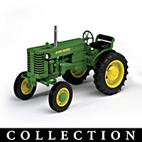 The Best Of The Best: John Deere Diecast Tractor Collection