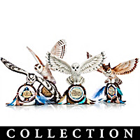 Jody Bergsma\'s Let Your Spirit Soar Figurine Collection