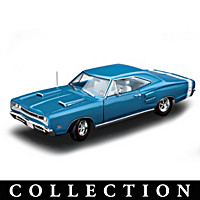 True Blue Muscle Diecast Car Collection