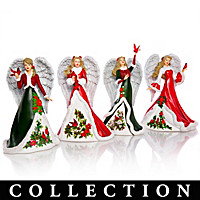 Angels Of Comfort And Joy Figurine Collection