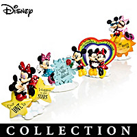 Disney Our Love Is Out Of This World Figurine Collection