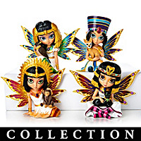 Egyptian Queens Of Love And Grace Figurine Collection